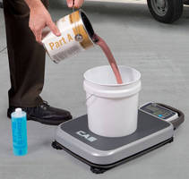 Portable Bench Scale is suited for field service use.