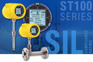 Future-Ready ST100 Flow Meter Is SIL Compliant
