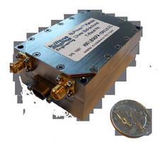 RF Power Amplifier integrates linearization technology.