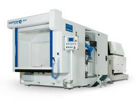 Jenoptik Shows Laser Machine for Innovative 3D-Metal Working in Essen, Germany.