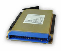 DC/DC Power Converter complies with MIL-STD-704F.