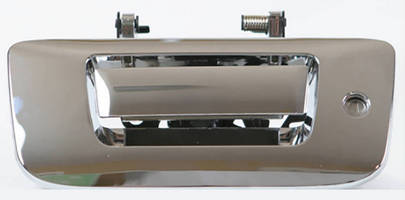 Tailgate Lock incorporates BOLT codeable technology.