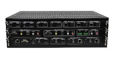 Multi-Format Matrix Switcher extends life of legacy gear.