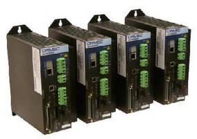 Servo Drives offer expanded analog I/O.
