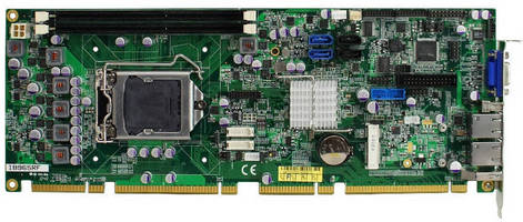 PICMG 1.3 CPU Card supports third gen Intel Core processors.