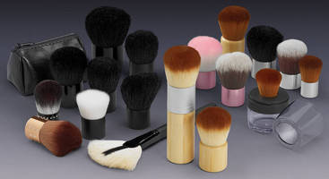 Makeup Brushes are designed for usability, transport.