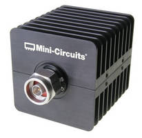 Coaxial 50 W Fixed Attenuators offer full range precision.