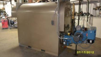Webster-L.E.S. UL Boiler-Burner Approval