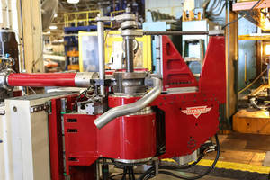 American Hydroformers Announces New Electric Tube Bending Machine