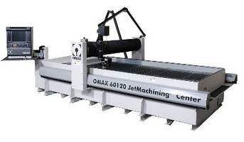 OMAX® Corporation to Spotlight New Waterjet Innovations at EMO 2013