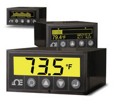 1/8 DIN Graphic Display Panel Meter and Logger