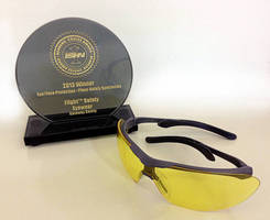 Award-Winning Eye Protection! Flight(TM) Safety Eyewear - From Gateway Safety - Wins 2013 Readers' Choice Award
