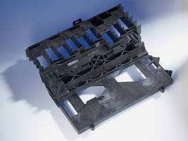 Luvocom® Compound Replaces Metal in High Speed Printer Cartridge Holder