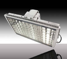 Dimmable LED Pendants suit high bay applications.