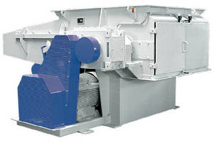 Film and Fiber Shredder provides true dump and run operation.