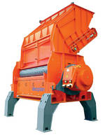 V-EBS Waste Shredder for RDF Applications from Vecoplan