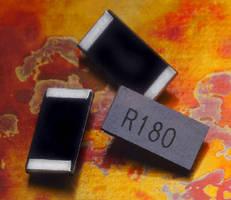 Current Sense Resistor offers resistance range of 10-270 mOhm.