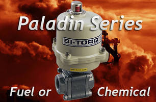 Automated Valves are designed for safety and reliability.