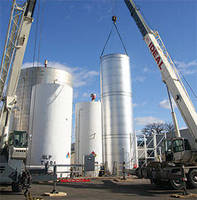 Apache Custom Stainless Steel Tanks Support Growing Biofuel Industry