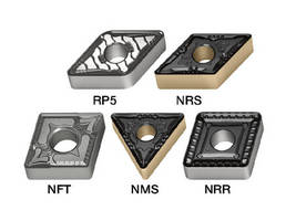 Turning Inserts handle difficult machining applications.