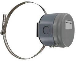 Weather-Resistant Surface Temperature Sensor has strap-on design.
