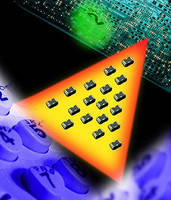 Ceramic TVS Devices provide bi-directional ESD protection.