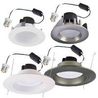 LED Recessed Downlights offer 3,500 K CCT.