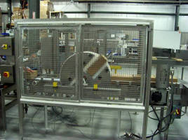 Adjustable Starwheel (Case Flipper) Rotates Forward 180 Degrees Without Damaging Product