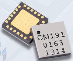 GaAs MMIC Driver Amplifier offers high output, low consumption.