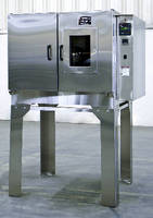 Bench Oven operates at up to 1,000°F.