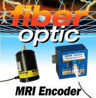 Absolute Rotary Encoder features MRI-compatible design.