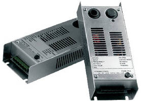Regulated AC-DC Converters provide 50 W output capability.