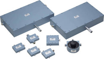 Variable Attenuators come in different size, power variants.