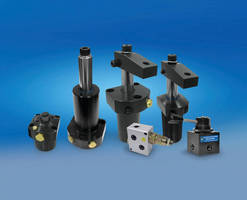Kurt Hydraulic Clamping Systems & Hydraulic Pumps Ideal for High Production Machining Operations