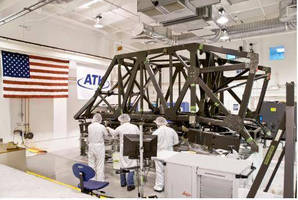 ATK Delivers Backbone of NASA's James Webb Space Telescope