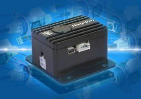 Stepper Motor Controller features encoder-ready design.