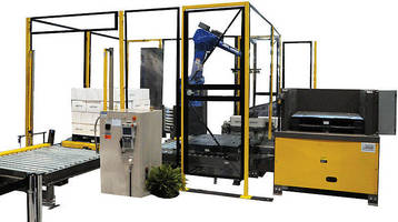 ARPAC to Feature the ARBOT Integrated Palletizer & Stretch Wrapping System at the Pack Expo Las Vegas 2013 Show