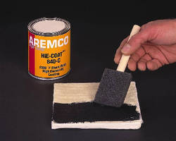 Black Body Coating supports applications to 2,500°F.
