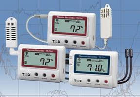 Wireless LAN Recorders offer automatic data downloads.