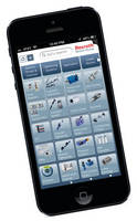 Bosch Rexroth Adds New Functionality, Better Search Capabilities with Updated Go to Products Mobile App