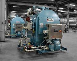 Digester Gas Burner provides 2,200 MBH output.