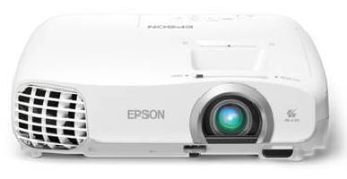 LCD Projector delivers full 1080p performance.