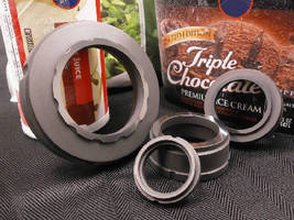 Mechanical Seal Primary Rings seal low viscosity liquids.