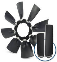 Modular Fans are designed for narrow, compact spaces.