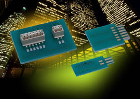 Card Edge Connector suits harsh industrial applications.
