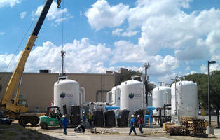 San Antonio Water System Uses TIGG Water Purification Equipment