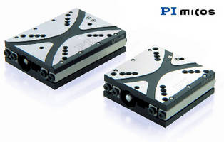 Linear Translation Stage suits nanopositioning applications.