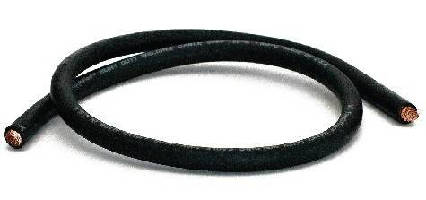 EPDM Welding Cable offers alternative to battery cable.
