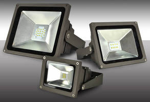 DLC-Qualified LED Flood Lights help conserve energy.