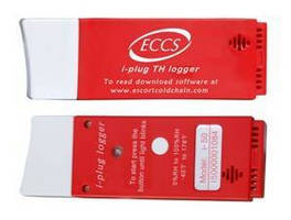LED Data Loggers suit cold chain applications.